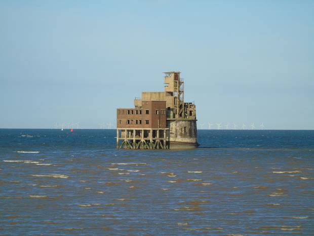 Thames Sea Fort 1