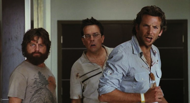 The Hangover Horror Movie