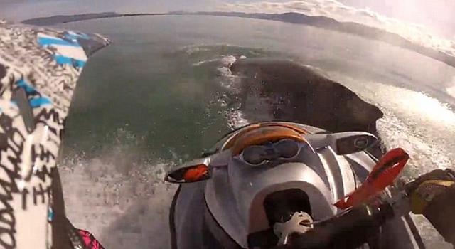 Thor Gunnarson - Water Ski on Humpback
