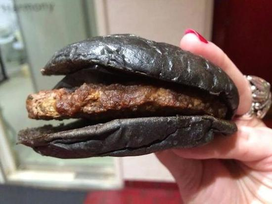 All Black Burger 3