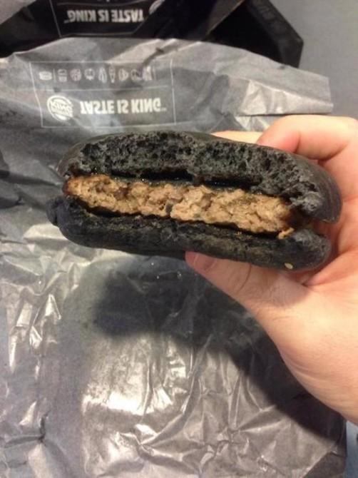 All Black Burger 5