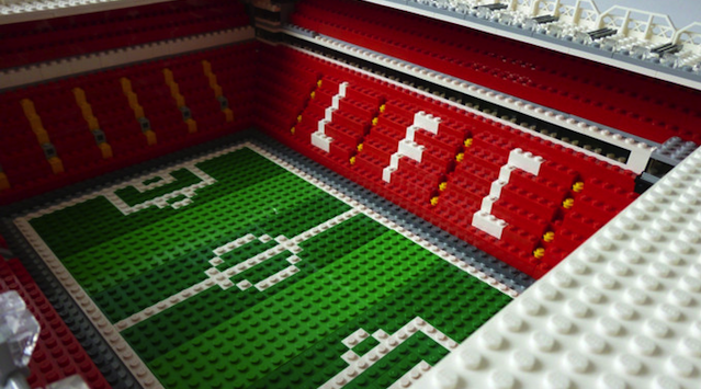 Anfield LEGO