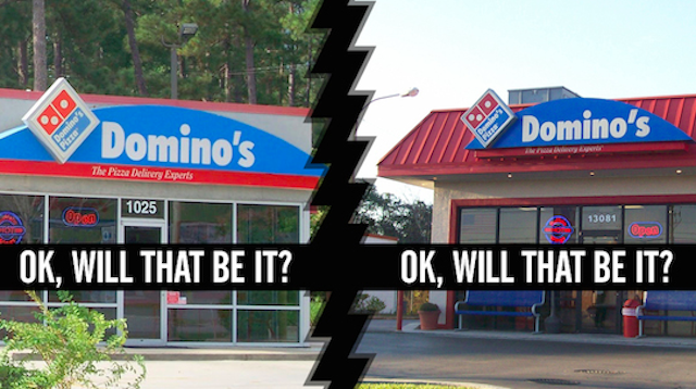 Best Domino's Prank