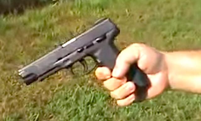 Brazilian Gun