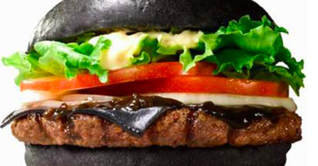 Burger King Black Burger Featured