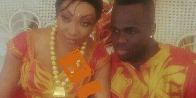 Cheick Tiote Marriage