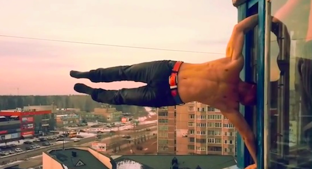 Death Defying Russian Workout Routine