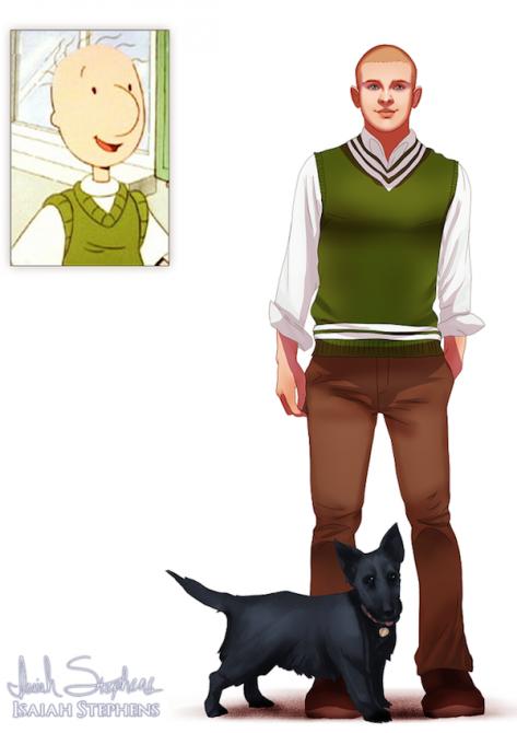 Doug Characters Now 1