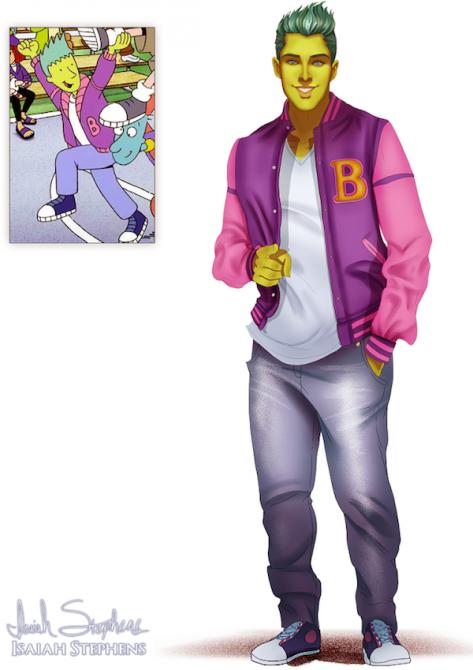 Doug Characters Now 2
