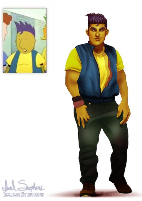 Doug Characters Now 3