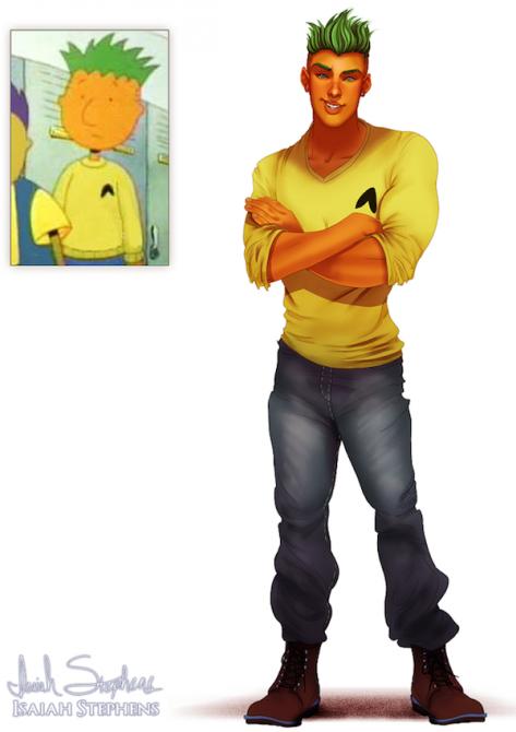 Doug Characters Now 5