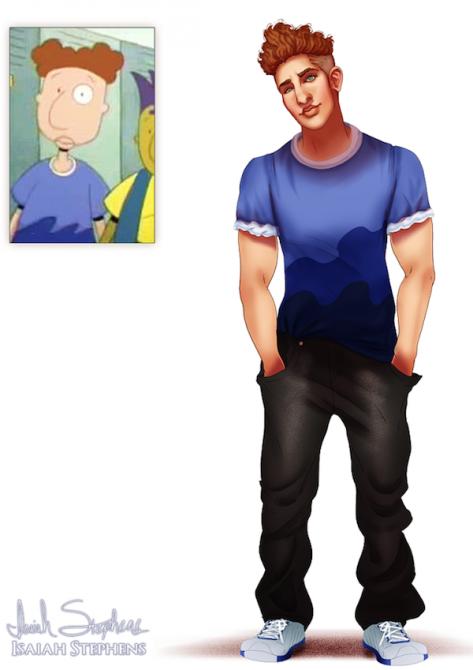 Doug Characters Now 9