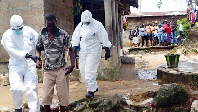 Ebola Victims Rise From Dead