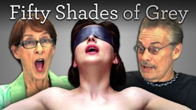 Elders React To 50 Shades Of Grey