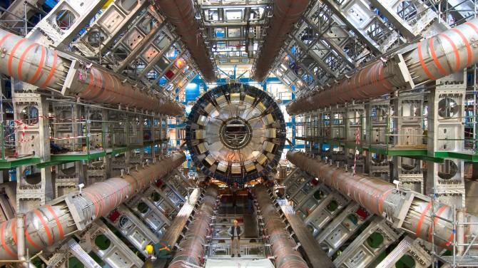 Higgs Boson Hawking destroy universe CERN