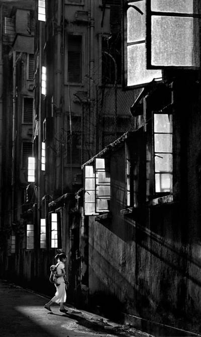 Hong Kong 1950s Street Photography 1
