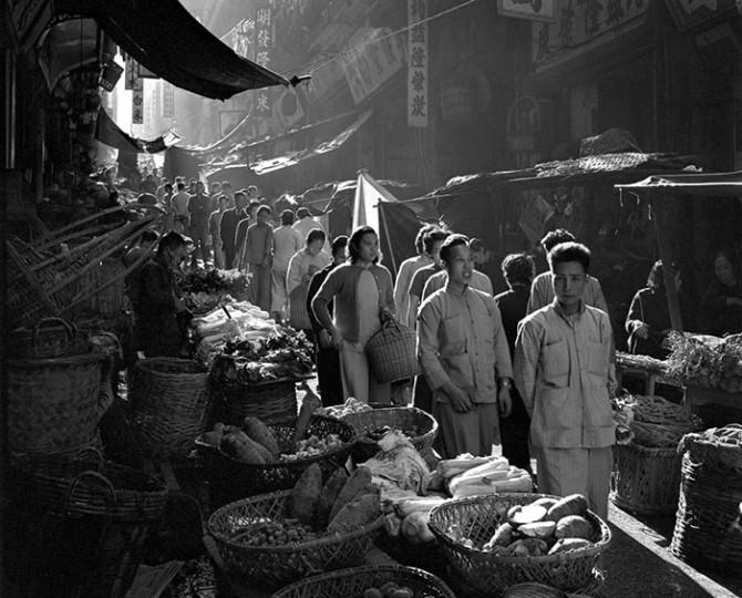 Hong Kong 1950s Street Photography 13