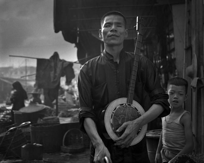 Hong Kong 1950s Street Photography 15