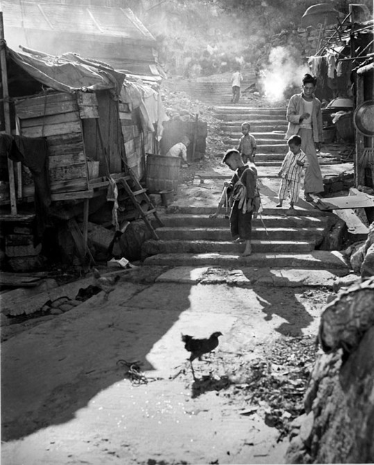 Hong Kong 1950s Street Photography 17