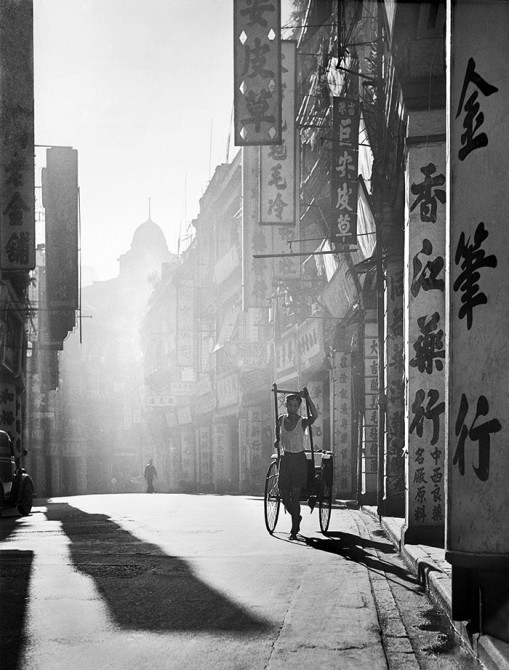 Hong Kong 1950s Street Photography 6