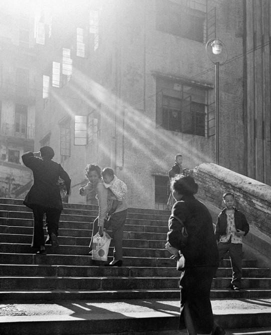 Hong Kong 1950s Street Photography 9