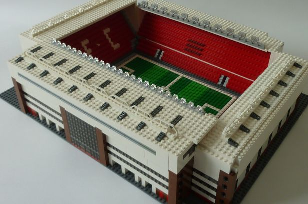 LEGO Football Grounds 1