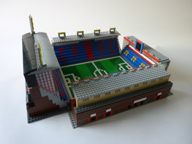 LEGO Football Grounds 10