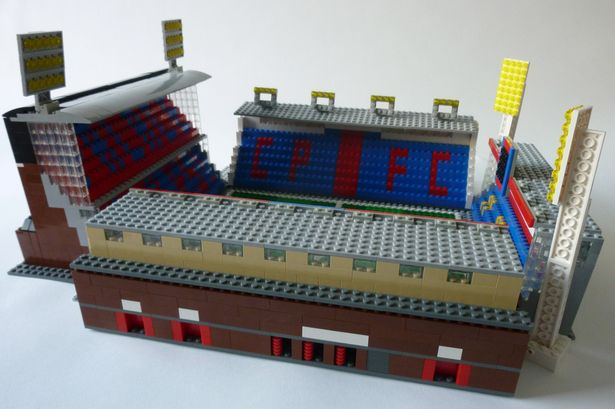 LEGO Football Grounds 11