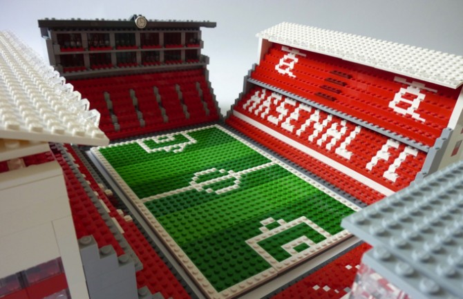 LEGO Football Grounds 3