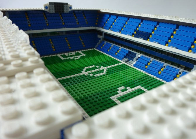 LEGO Football Grounds 4