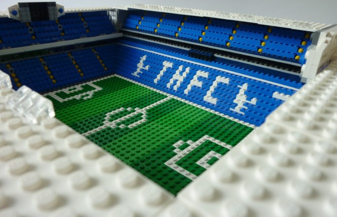 LEGO Football Grounds 5