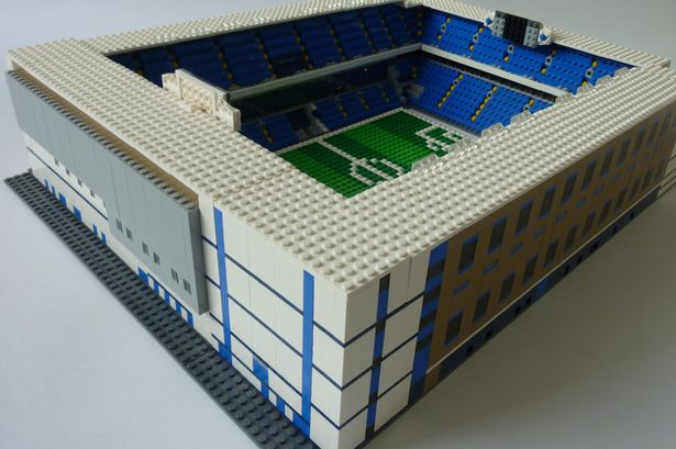 LEGO Football Grounds 6
