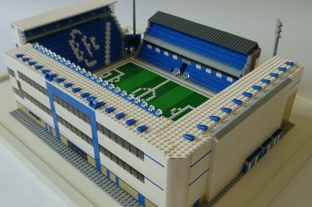 LEGO Football Grounds 7