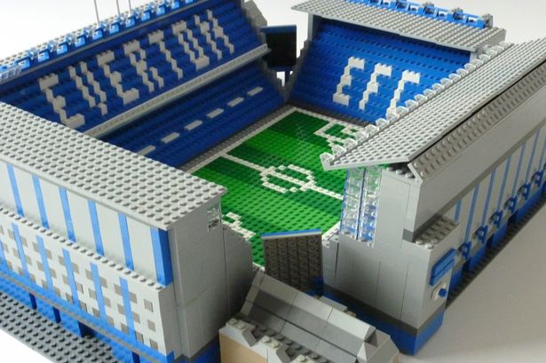LEGO Football Grounds 8