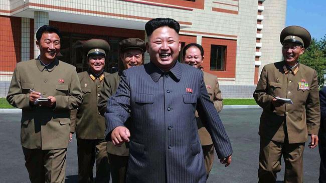 Man Arrested Trying To Meet Kim Jong Un