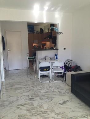 Monaco apartment lounge