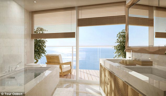 Most Expensive Apartment In The World - bathroom