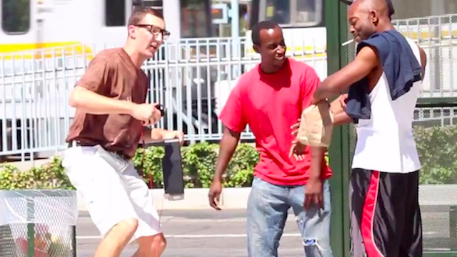 Nerd Rapping In The Hood Is Way Funnier Than Expected