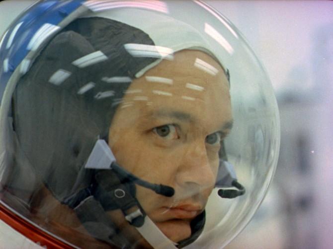 Sex In Space - astronaut Michael Collins