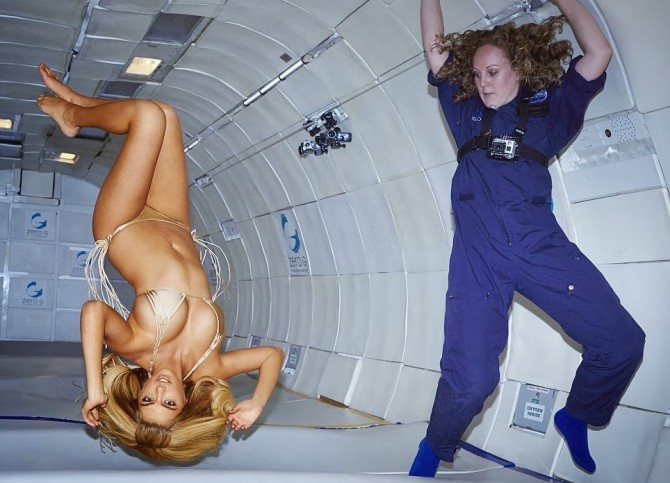 Sex In Space - kate-upton 2