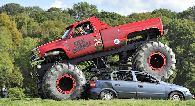 Sick Chirpse Monster Trucks