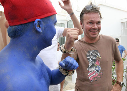 Stag Do Prank Epic - smurf 2