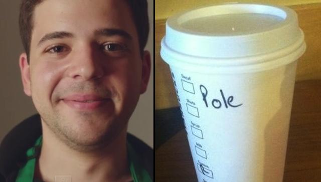 Starbucks orders wrong