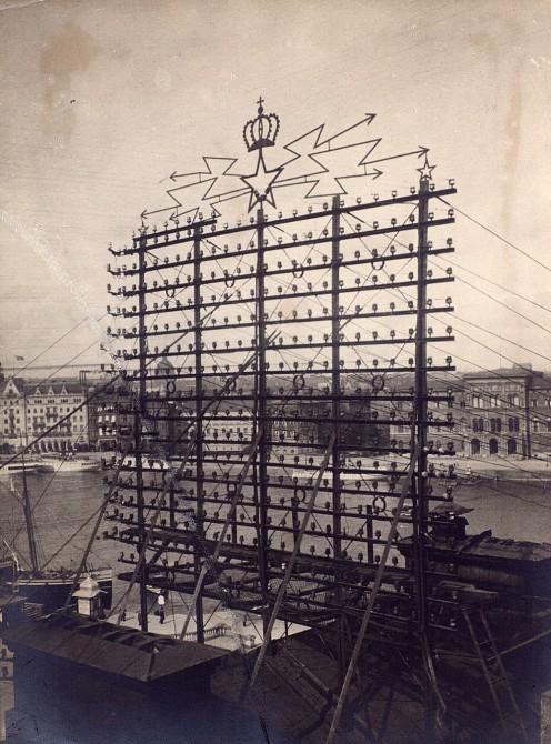 Stockholm Telephone Exchange 10