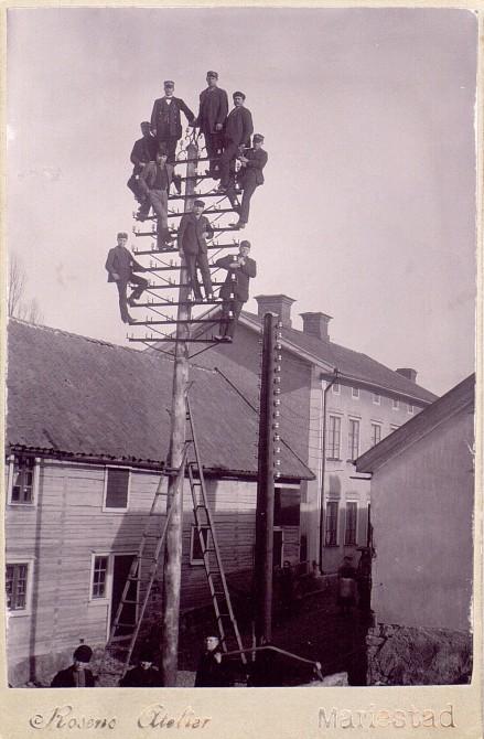 Stockholm Telephone Exchange 9