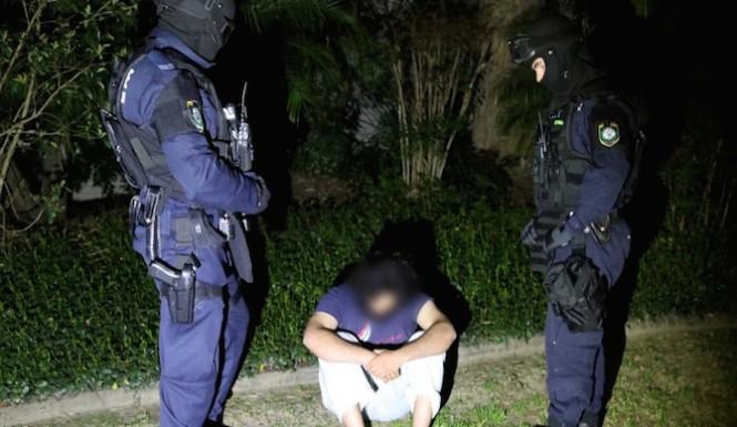 Sydney ISIS Arrests
