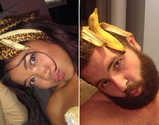 Tinder Pictures recreated 16