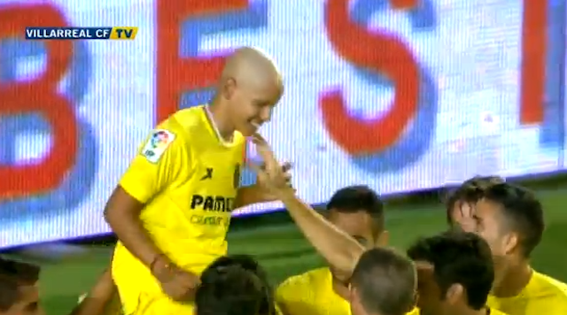 Villarreal Cancer Patient