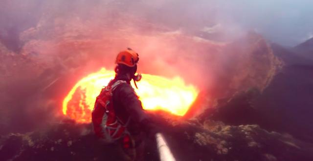 Volcano Dive