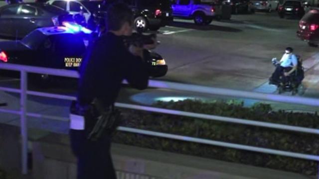 Wheelchair Bound Shoplifter Arrested After High Speed Pursuit